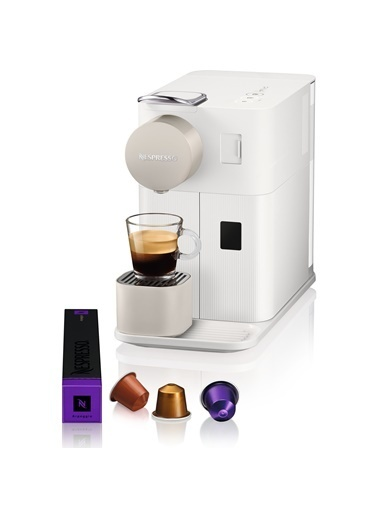 Nespresso F 111 Lattissima One White Renkli